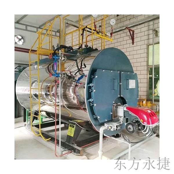 北京曙光药业有限公司锅炉更换烟管案例