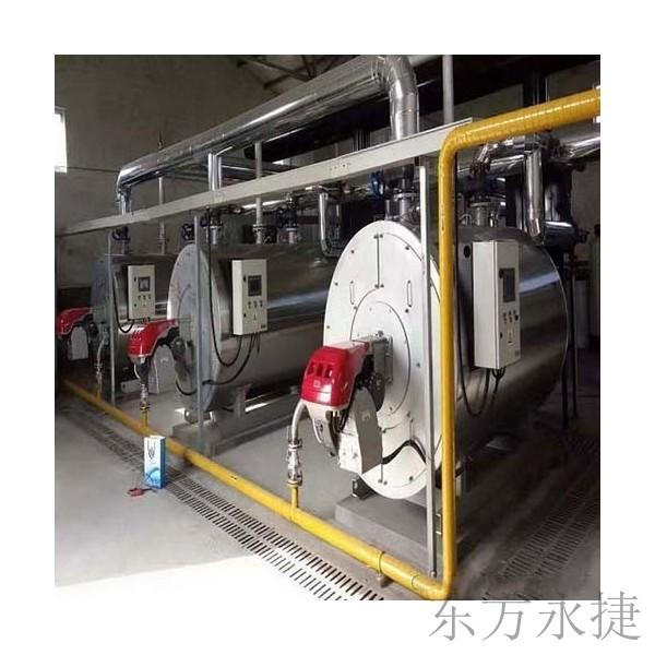 清华大学饮食服务中心锅炉维修案例