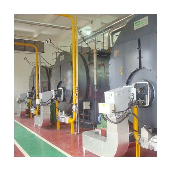 北京志强远大基础科技有限公司锅炉清洗案例