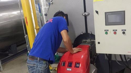 锅炉及燃烧机维修