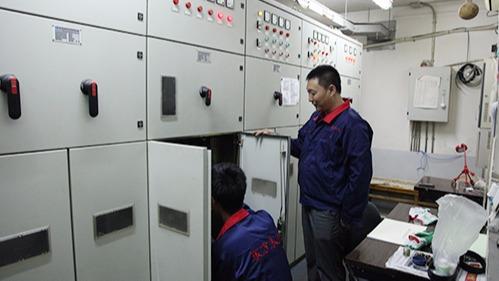 电控系统维保