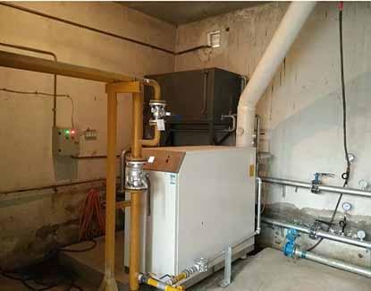 音诺伟森低氮冷凝锅炉