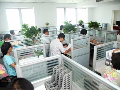员工办公环境