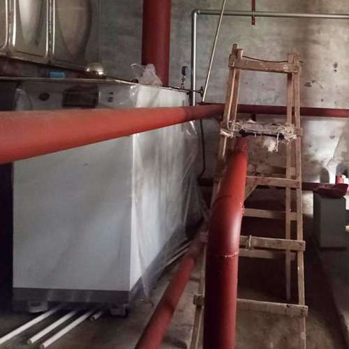 北京民众护理院有限公司-锅炉房改造案例
