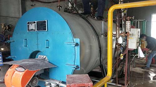 燃气锅炉清洗服务
