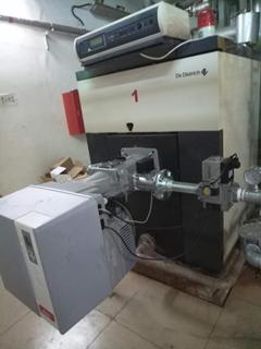 燃烧器低氮改造