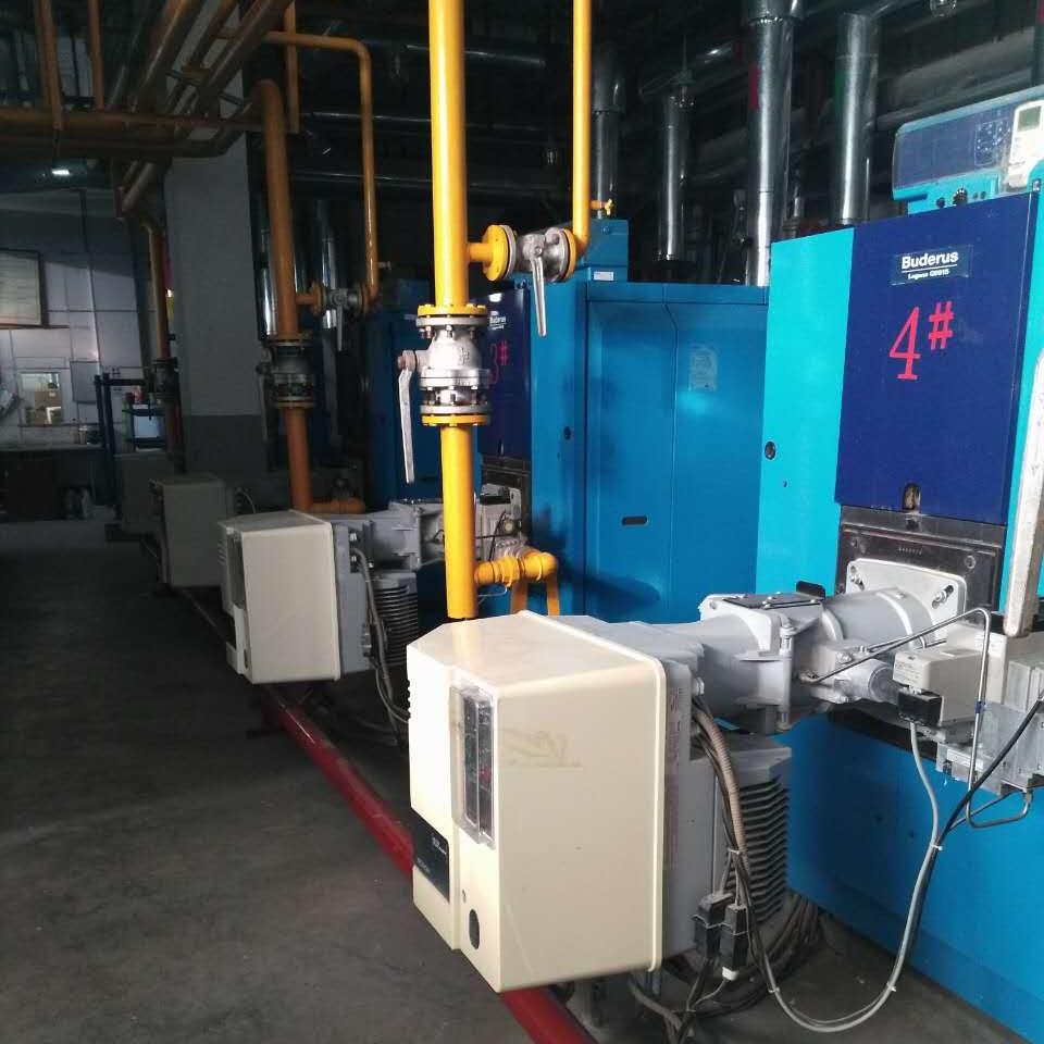 北京颐和园宾馆有限公司-燃烧器低氮改造案例