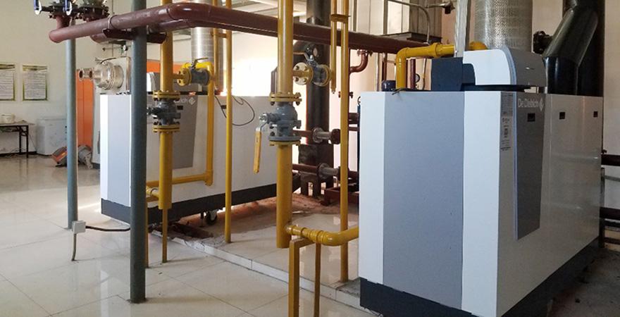 海淀区苏家坨中心卫生院-锅炉低氮改造