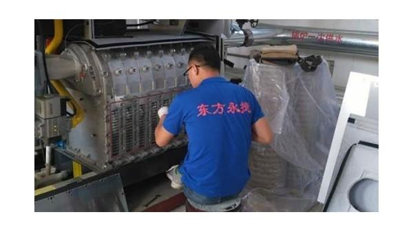 低氮冷凝锅炉保养要注意哪些方面?