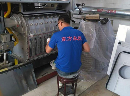 低氮冷凝锅炉维保