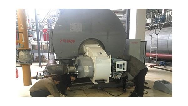 北京北汽模塑科技有限公司锅炉低氮改造案例