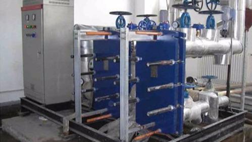 板式换热器改造
