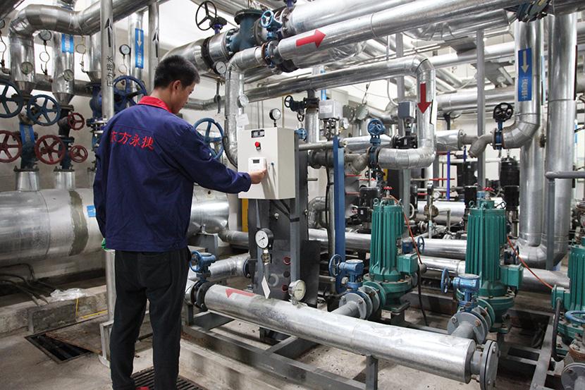 东方永捷教您如何使用燃气锅炉更省气