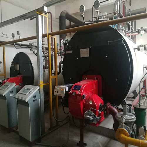 北京高强亿圆混凝土有限责任公司-燃烧器低氮改造案例