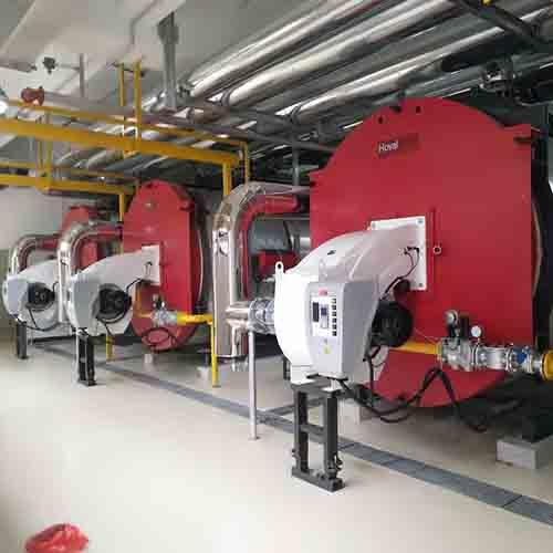 北京林萃物业管理公司十六期-锅炉房改造案例
