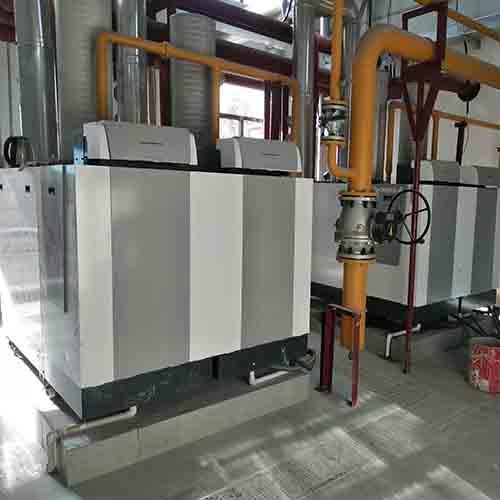 四季青医院-锅炉低氮改造案例