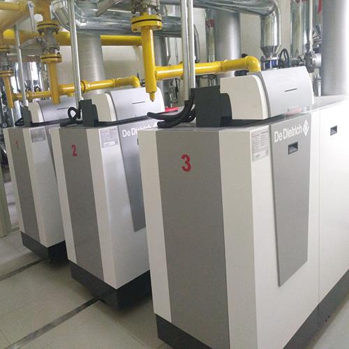 北京林萃物业管理公司二期-锅炉房改造案例