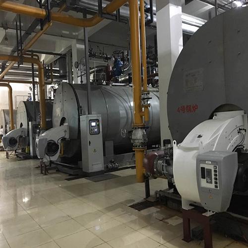 天裕昕园小区-锅炉燃烧器低氮改造案例