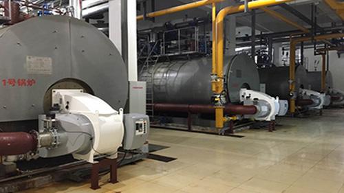 工业锅炉低氮改造
