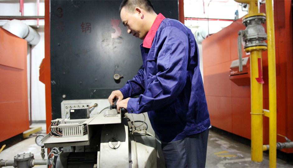 锅炉设备维保