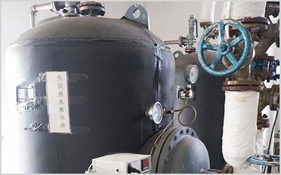 容积式换热器清洗