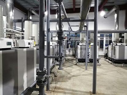 低氮冷凝锅炉改造