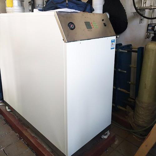 南水北调锅炉房改造工程-锅炉房改造案例