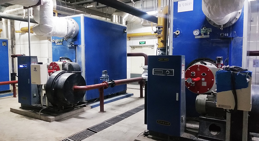 北京电信投资有限公司-锅炉房改造案例