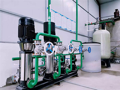 补水泵补水