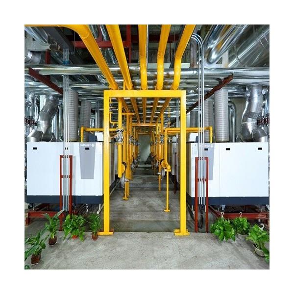 强佑·清河新城-低氮冷凝锅炉改造案例