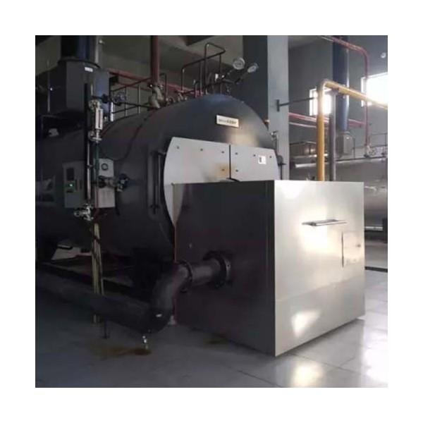 北京麦斯顿物业管理有限公司(富华大厦)热交换罐清洗案例