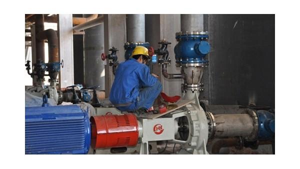 循环水泵抽真空原因分析