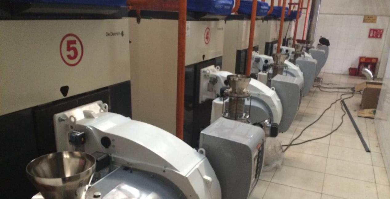 北京市德安汽车修理厂-锅炉低氮改造案例