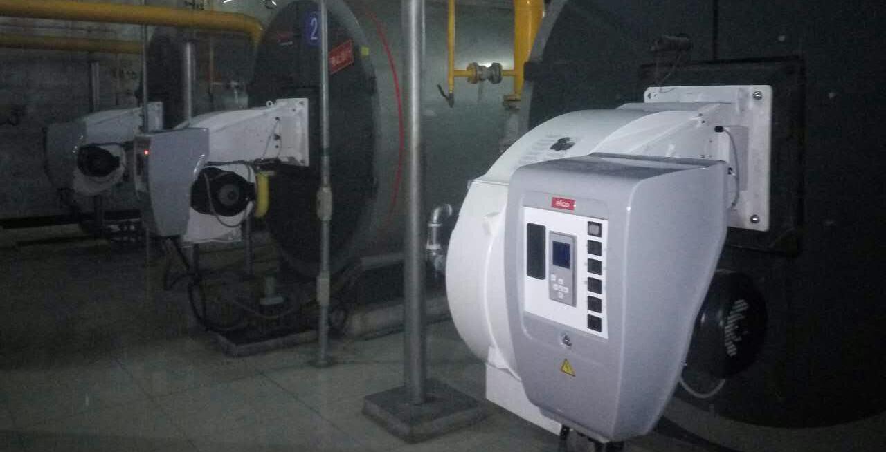 中国科协老旧小区-锅炉低氮改造
