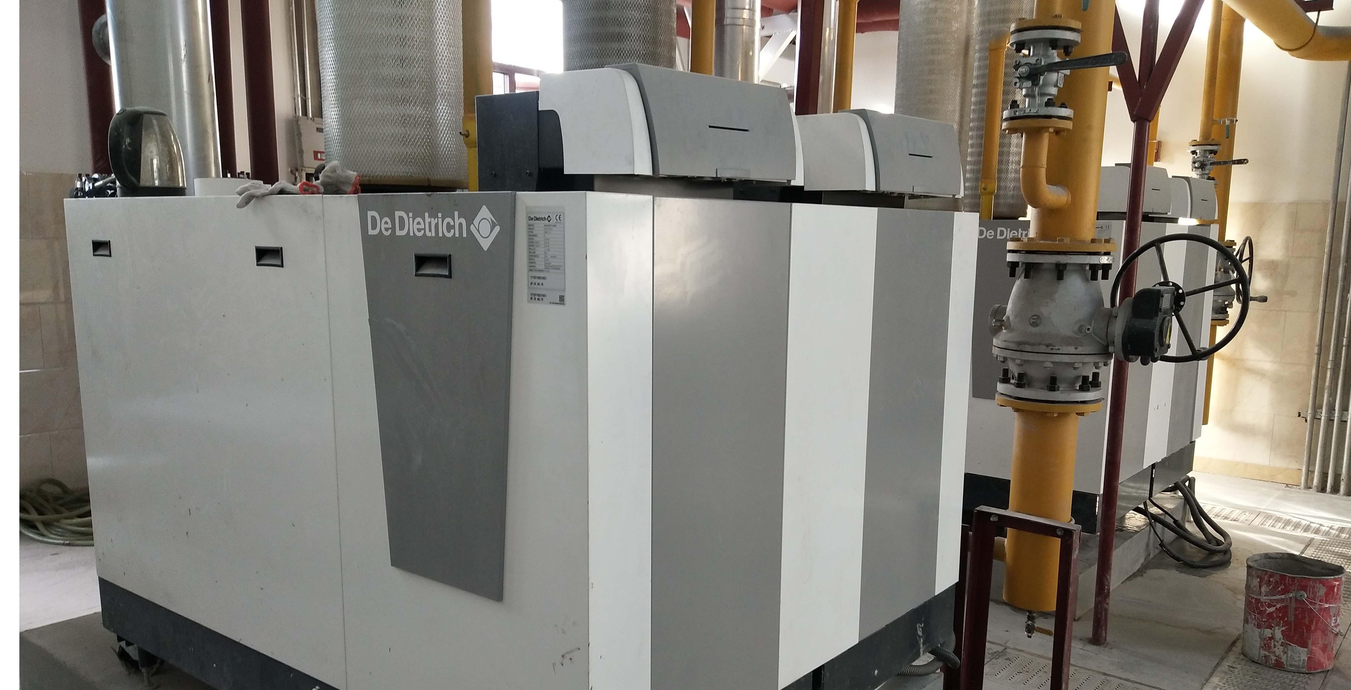 西城区人民政府军队某干休所-锅炉低氮改造案例