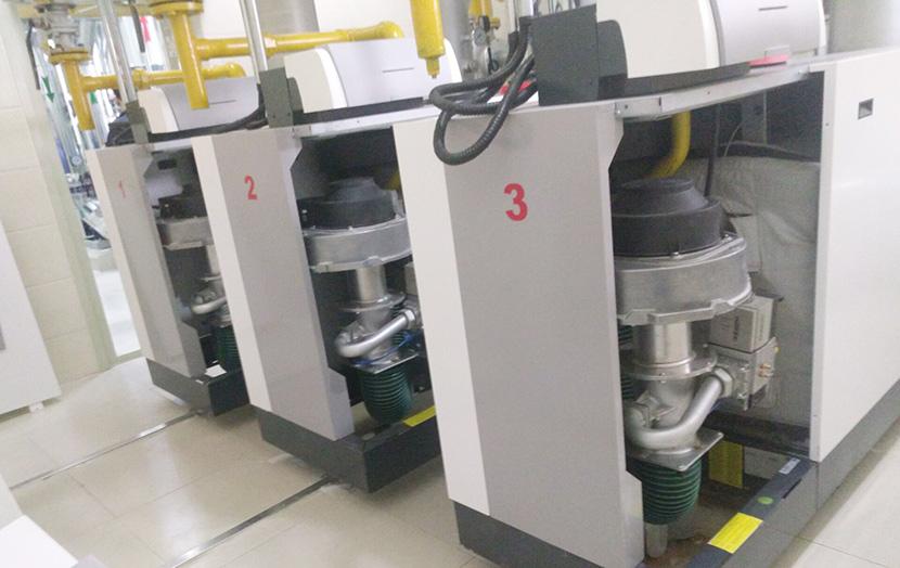 北京林萃物业管理公司二期-锅炉改造案例